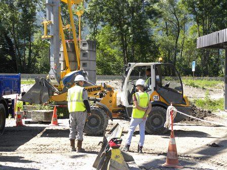 Formation profesionnelle engins de chantier