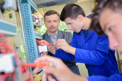 Formation professionnelle habilitation électrique - personnel non électricien